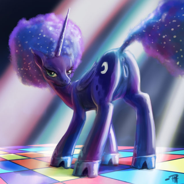 little my coloratura pony countess Is yoshi male or female