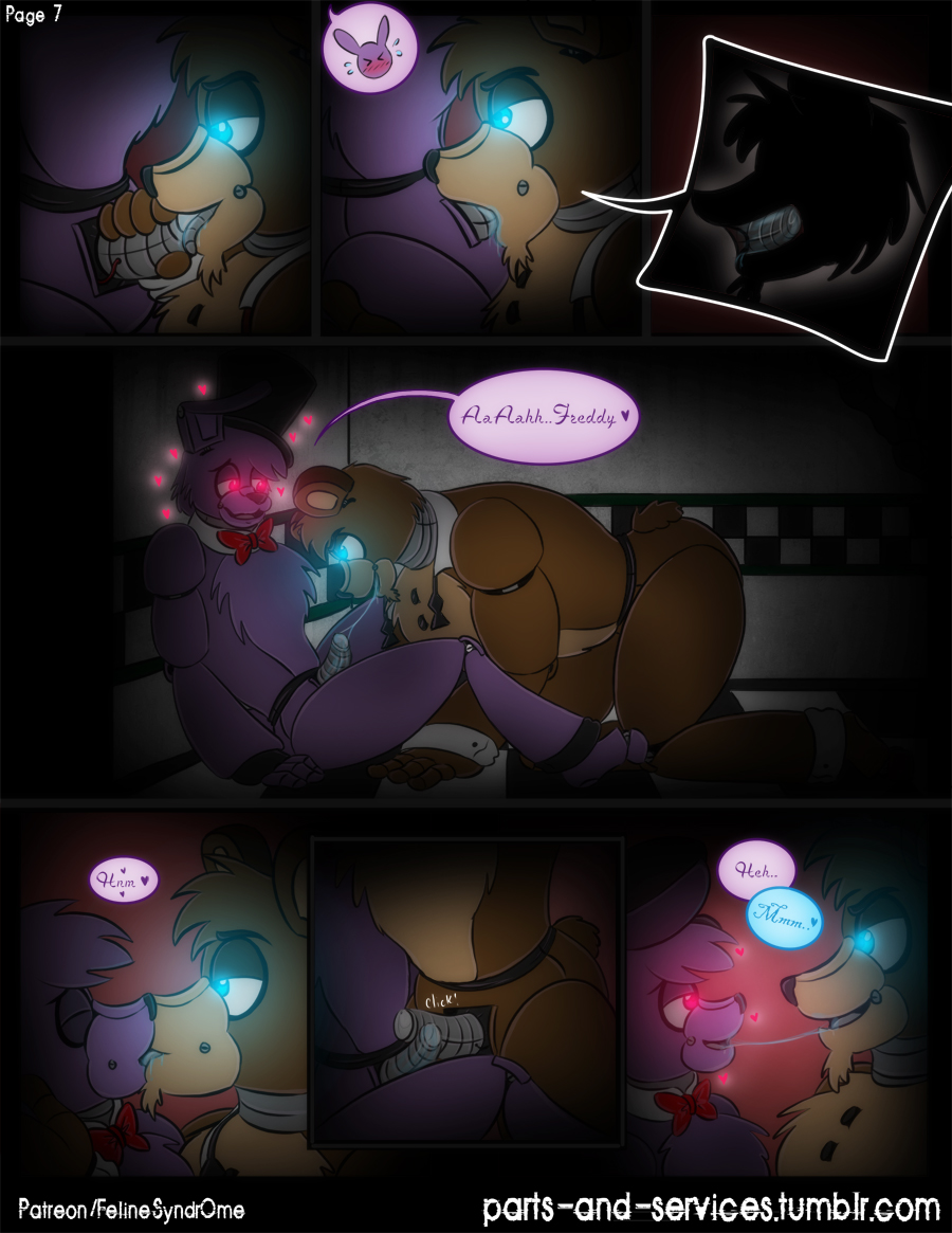 pictures nights freddy's bonnie five at of How old is rex xenoblade
