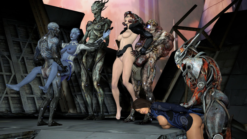 mass effect cora My raw love life with a male demon