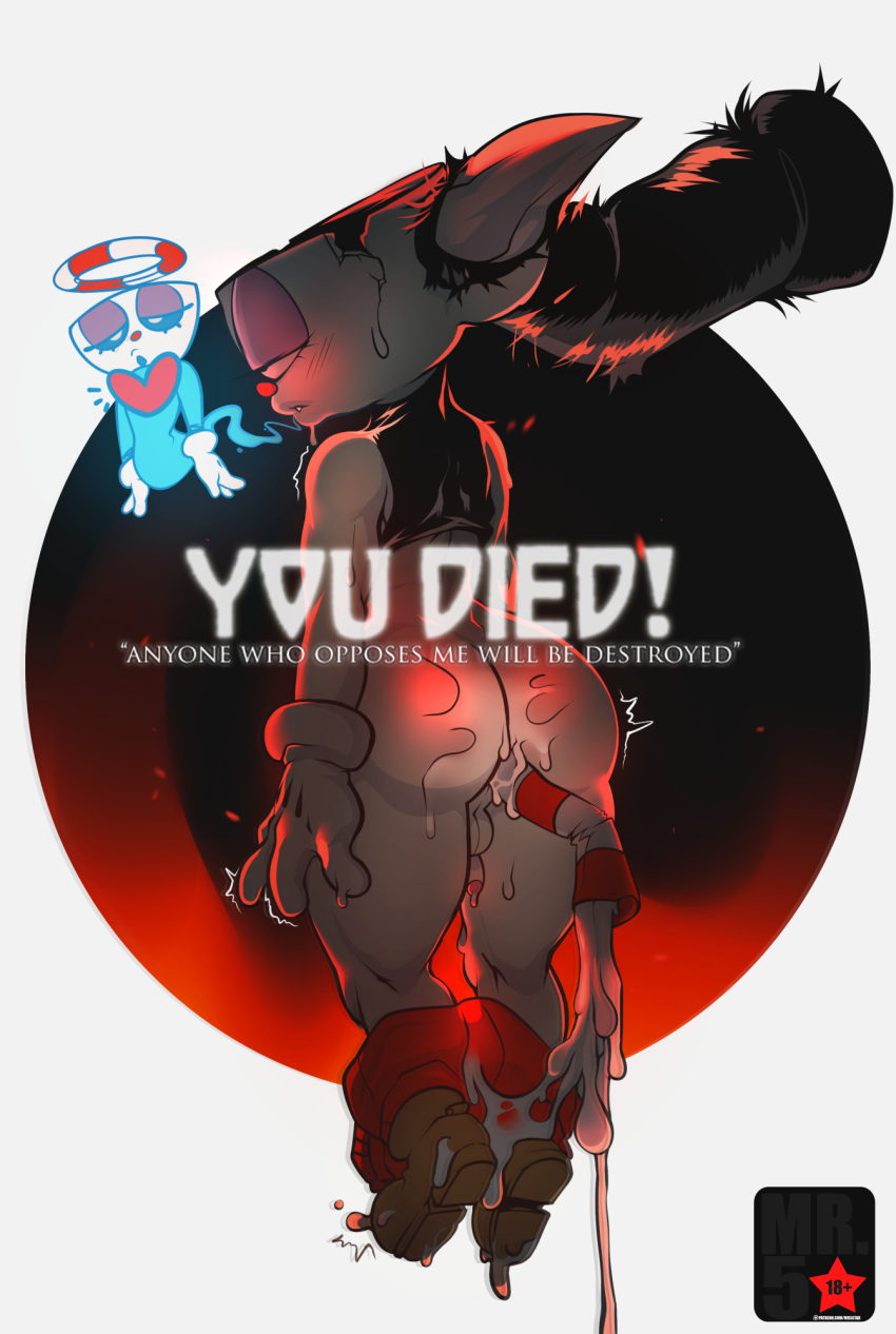 character are you which cuphead Kat dmc devil may cry