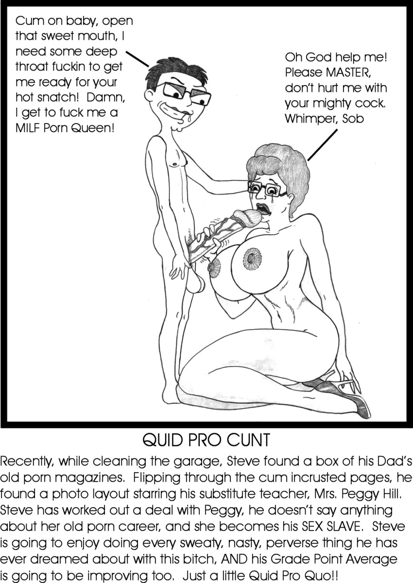 comic porn king the of hill Team four star puddin fanart