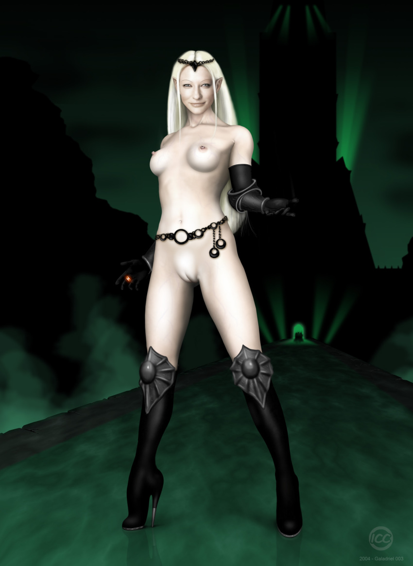 of queen lord elf the rings Resident evil 5